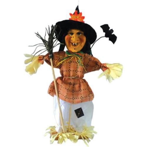 Espantalho Bruxa Halloween | 40cm