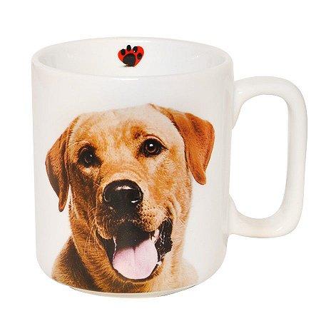 Caneca Cerâmica Petmug Labrador