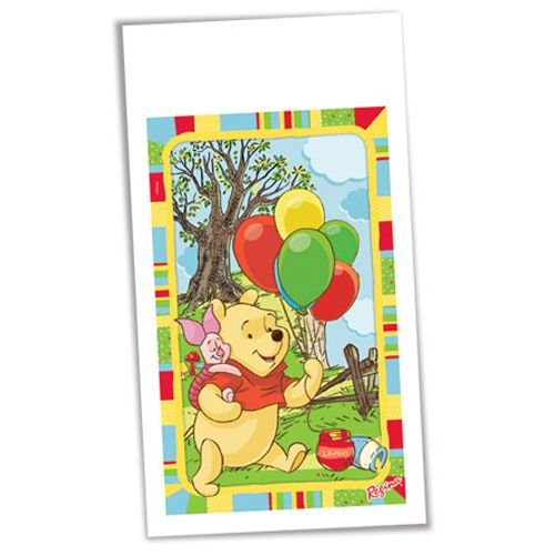Sacolinha Surpresa Ursinho Pooh   C/8
