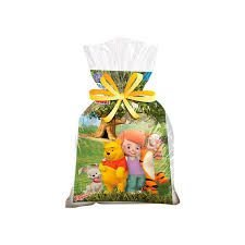 Sacolinha Surpresa Ursinho Pooh Tigger e Amigos  C/8