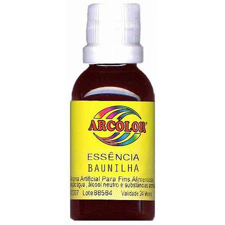 Essência De Baunilha - 30ml - Arcolor