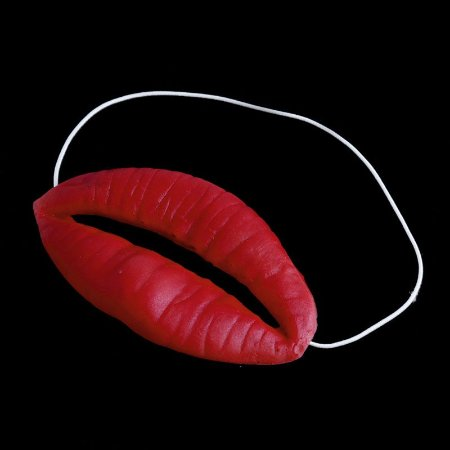 Boca Divertida Latex ''Kiss me Lips''