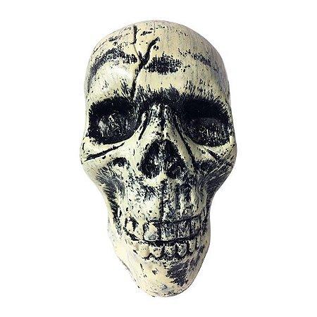 Crânio Pequeno Halloween para Enfeite
