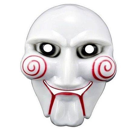 Máscara Branca Jogos Mortais Halloween