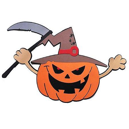 Painel Abóbora Assassina Halloween