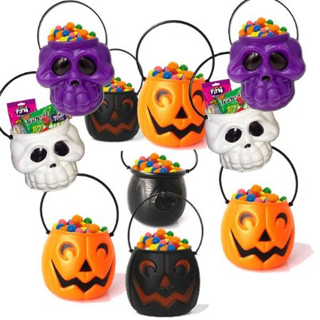 Kit #2 Baldes de Hallowen C/32