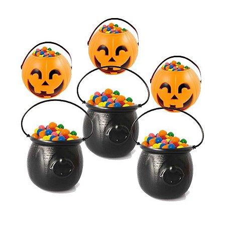 Kit Baldes PEQUENOS de Halloween C/24
