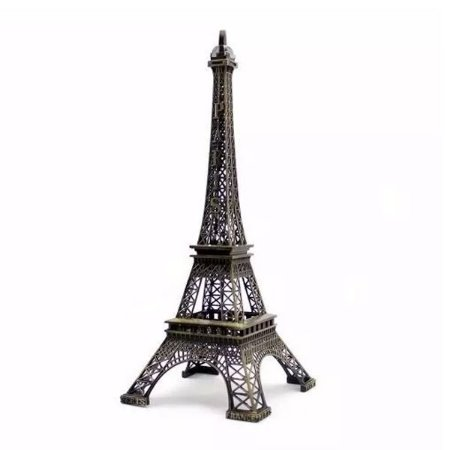 Enfeite Torre Eiffel de Metal