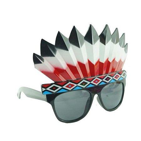 Óculos Índio Fantasia - Artigos e decorações para festas c3a9cb9966