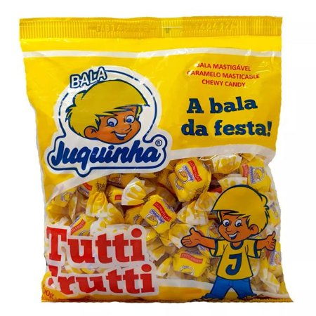 Bala JUQUINHA Tutti Frutti 600g