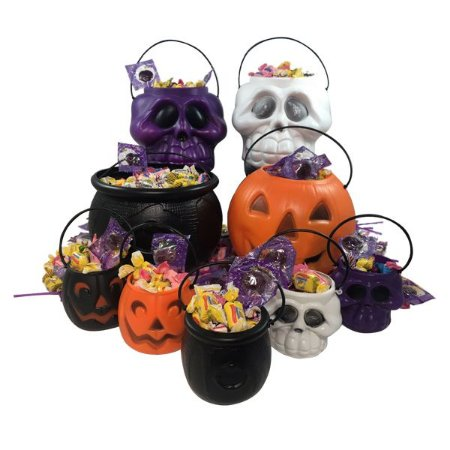 Kit Festa Halloween Doce ou Travessura 50 convidados