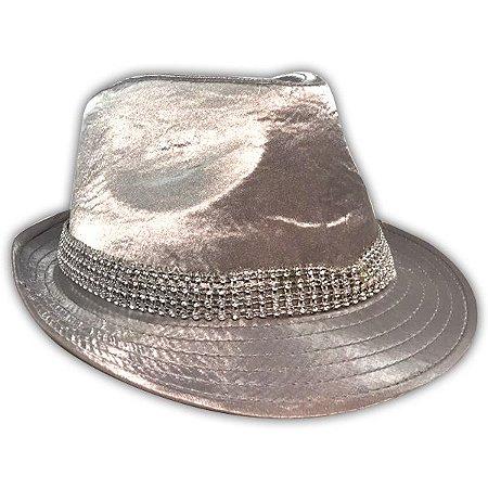 Chapéu de Malandro Fantasia Luxo Adulto