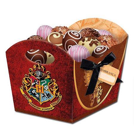 Cachepot com Fita Tag Harry Potter C/8