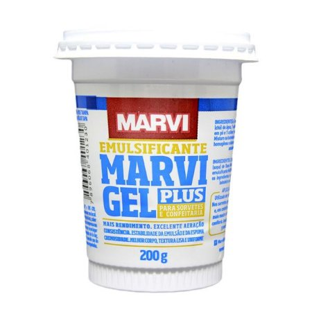 Emulsificante Marvi Gel Plus 200g