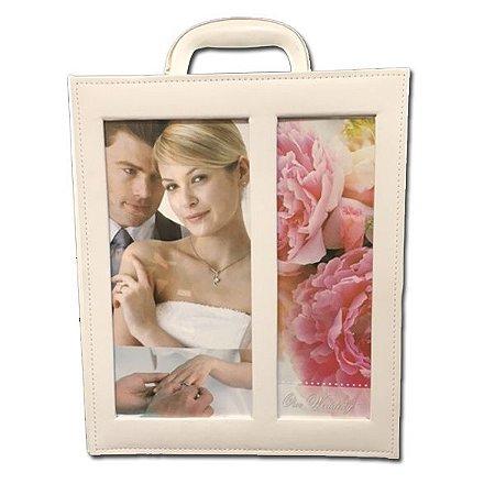 Mala Álbum de Fotografia Casamento Luxo