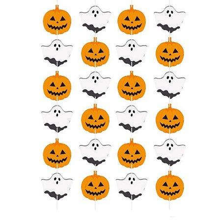 Cortina Decorativa Halloween