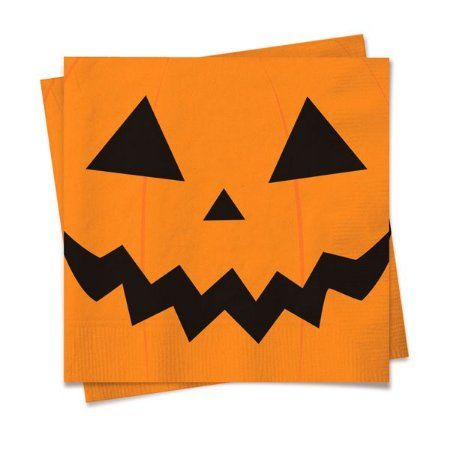 Guardanapo Abóbora Halloween