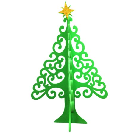 Enfeite Árvore de Natal Provençal EVA