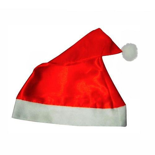 Gorro Papai Noel Cetim Tam. Único