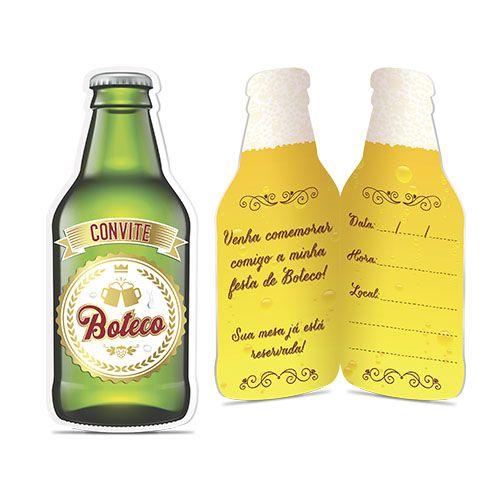 Convite Boteco Junco C/08