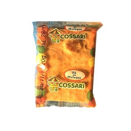 Caixa Pé de Moleque COSSARI 3kg C/150