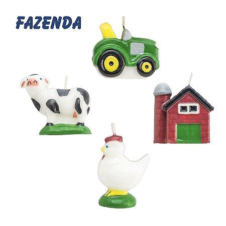 Festivela Fazenda 3D | Mundo Bizarro | C/04