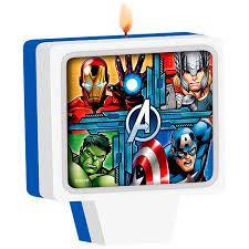 Vela Plana Avengers Vingadores