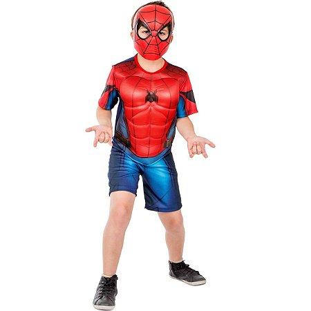 Fantasia Homem Aranha De Volta ao Lar | Curta