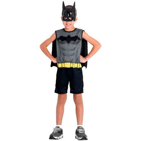 Fantasia Batman Infantil Super Pop | Sulamericana