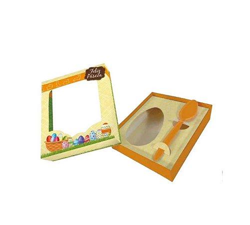 Caixa para Ovo de Colher Colorê    250g