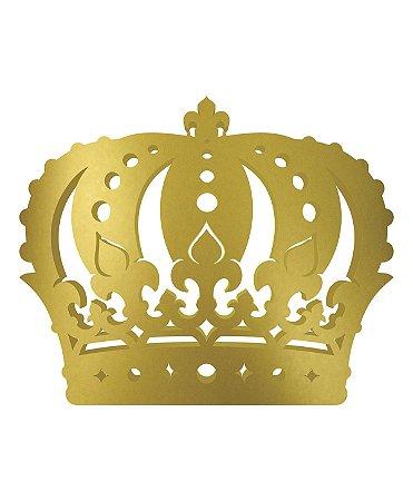 Painel Coroa Dourada Provençal