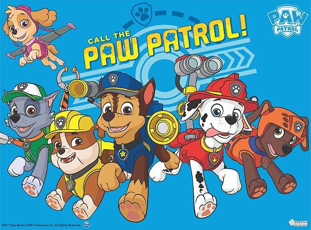 Painel Grande de TNT | Patrulha Canina