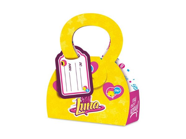 Caixa Surpresa Bolsa Sou Luna C/8