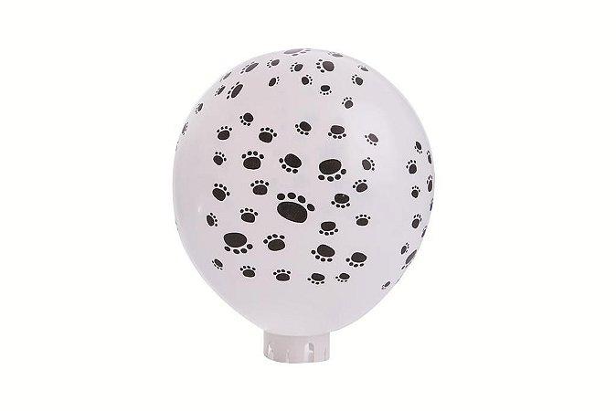 Balão / Bexiga N11 Patas de Cachorro | C/25