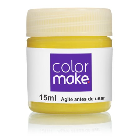 Tinta Líquida 15ml | C/12 | Color Make