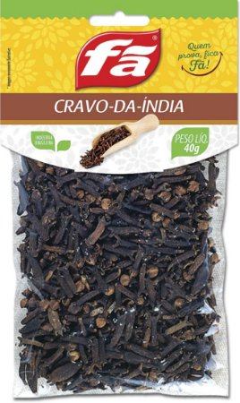 Cravo-Da-Índia 40g