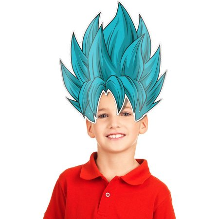 Máscara Dragon Ball C/8