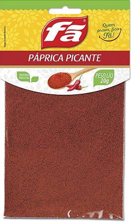 Páprica Picante 20g   Junco