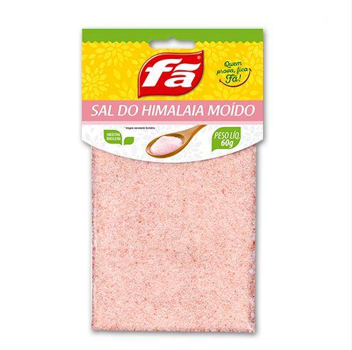 Sal do Himalaia Moído 60g | Junco