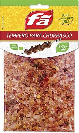 Tempero Pronto P/ Churrasco 80g | Junco