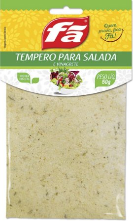 Tempero Pronto P/ Saladas e Legumes 50g   Junco