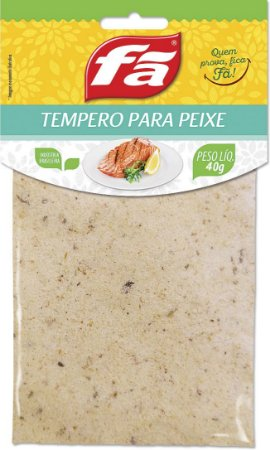 Tempero Pronto P/ Peixes 40g | Junco