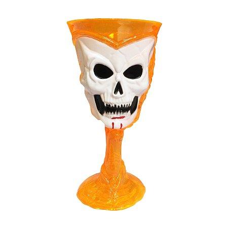 Taça Caveira Halloween