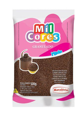 Granulado Crocante Chocolate 150g | Mavalério