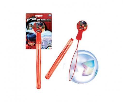 Lança Bolhas de Sabão Bubble Stick Ladybug 130ml