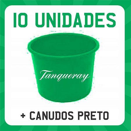Balde p/ Drink Tanqueray Personalizado 1500ml | 10 Unidades
