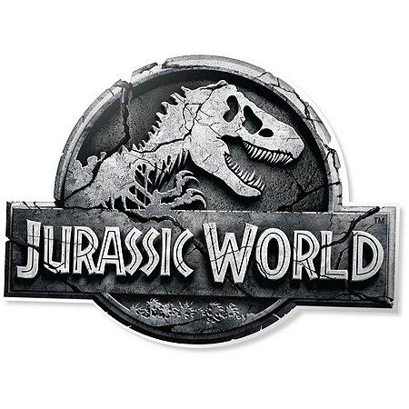 Painel Decorativo 4 Partes Jurassic World 2