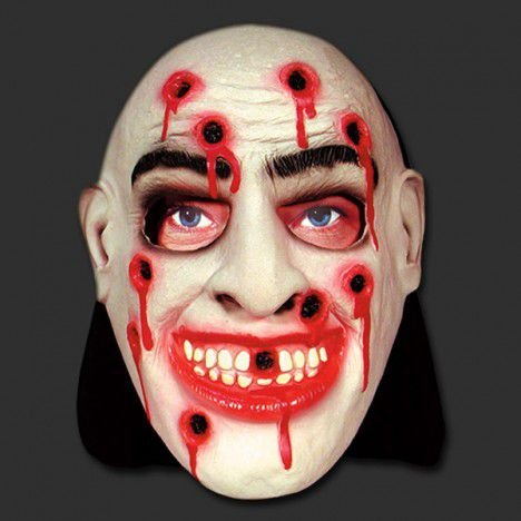 Máscara Homem Fuzilado C/ Capuz