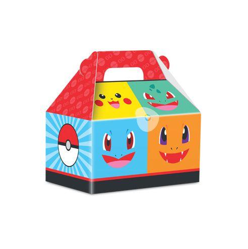 Caixa Surpresa Maleta Pocket Monsters C/8
