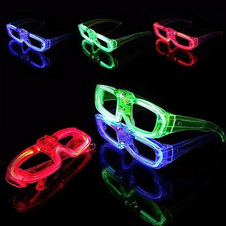 Óculos com LED   Cores Sortidas